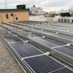 Instalación de solar fotovoltaica Contigo Energía
