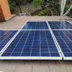 5 paneles solares